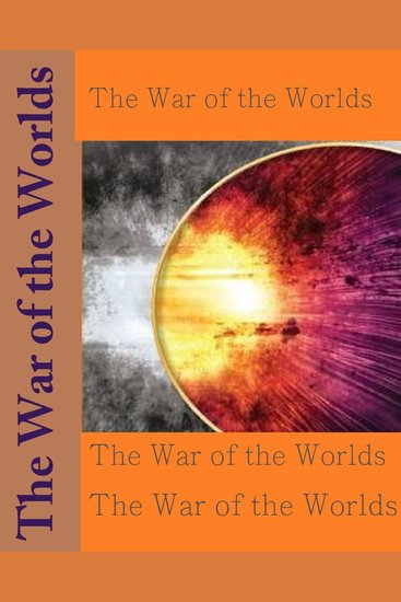 Alien Fantasy: The War of the Worlds - cover