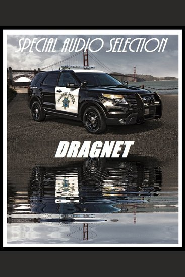 Audio Book: Dragnet #70 - cover