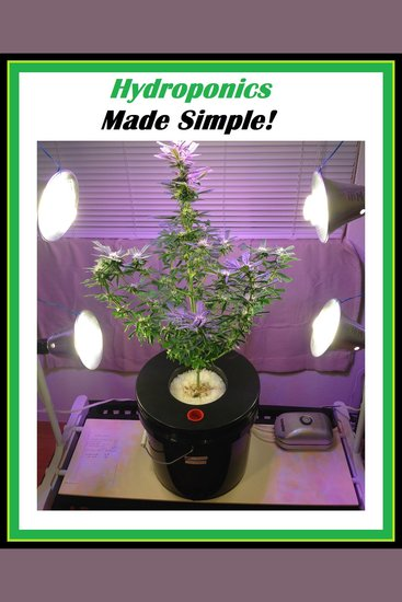 Hydroponics Made Simple - cover