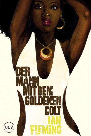 James Bond 13 - Der Mann mit dem goldenen Colt - cover