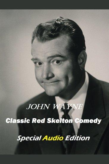 Red Skelton John Wayne Broad Cast Greats - cover