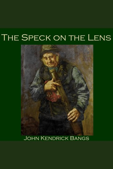 The Speck on the Lens - cover