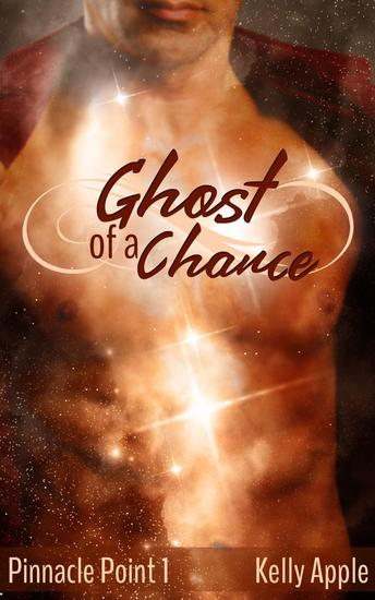 Ghost of a Chance - Pinnacle Point #1 - cover