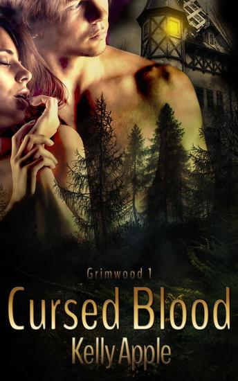 Cursed Blood - Grimwood #1 - cover
