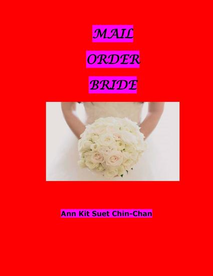 Mail Order Bride - cover