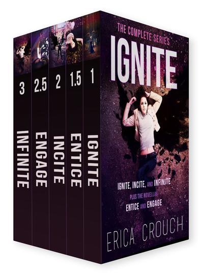 Ignite: The Complete Series - Ignite - cover