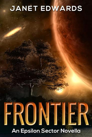 Frontier: An Epsilon Sector Novella - cover