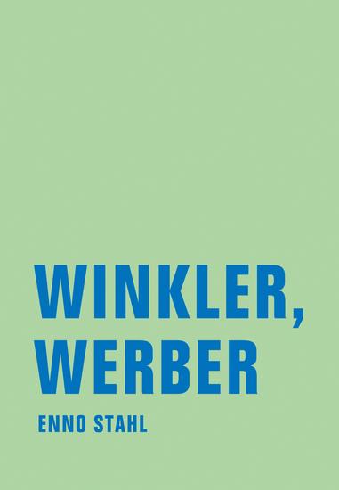 Winkler Werber - cover
