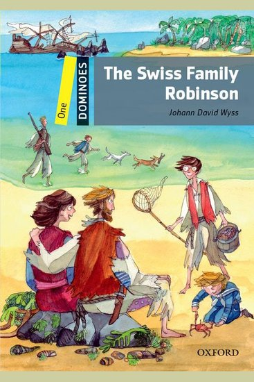 The Swiss Family Robinson - cover