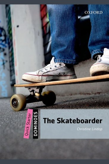 The Skateboarder - cover