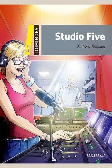 Studio Five - cover
