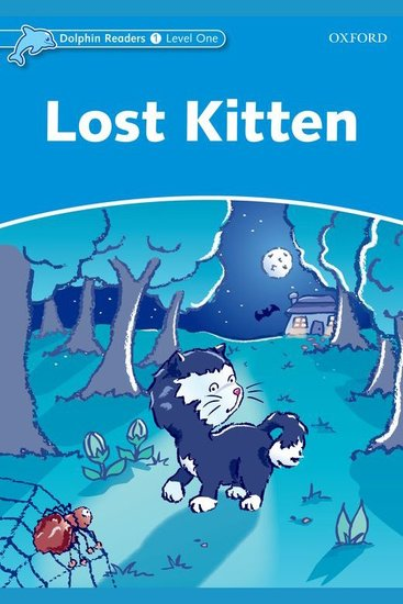 Lost Kitten - Level One - cover