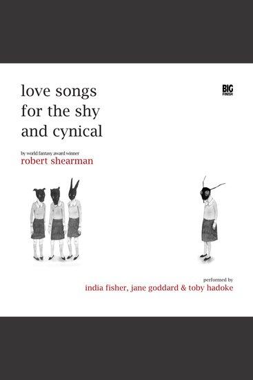 Love Songs for the Shy and Cynical - cover