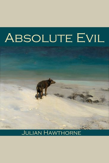 Absolute Evil - cover