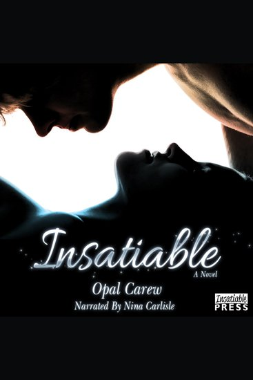 Insatiable - A Novel - cover