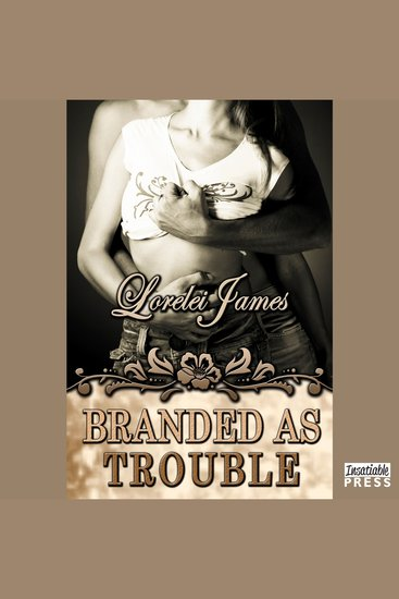 Branded as Trouble - cover