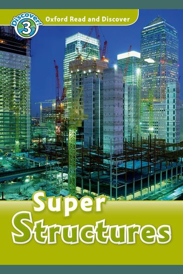 Super Structures - cover