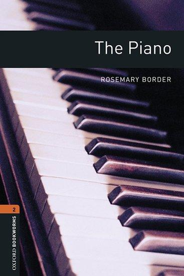 The Piano - cover