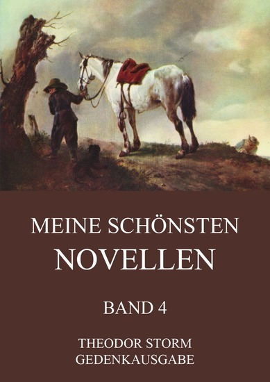 Meine schönsten Novellen Band 4 - Erweiterte Ausgabe - cover