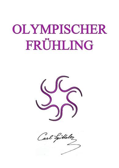 Olympischer Frühling - Erweiterte Ausgabe - cover