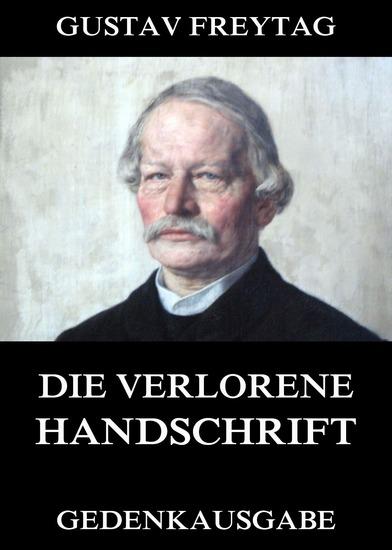 Die verlorene Handschrift - Erweiterte Ausgabe - cover