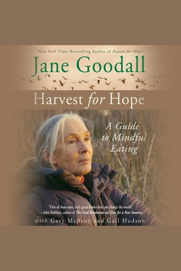 Harvest for Hope - A Guide to Mindful Eating - cover
