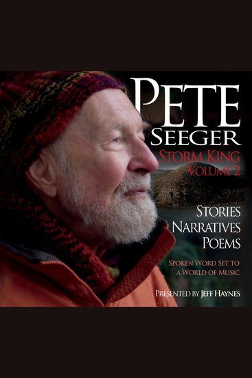 Pete Seeger: Storm King - cover