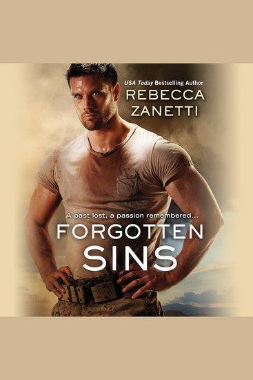 Forgotten Sins - cover