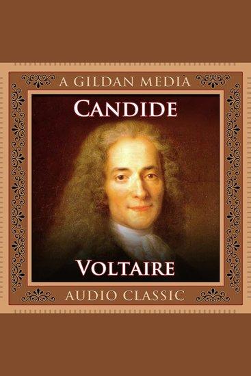 a description of candide by voltaire