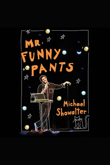 Mr Funny Pants - cover