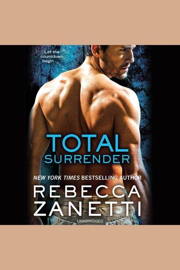 Total Surrender - cover