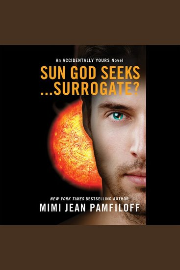 Sun God SeeksSurrogate? - cover