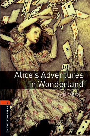 Alice's Adventures in Wonderland - cover