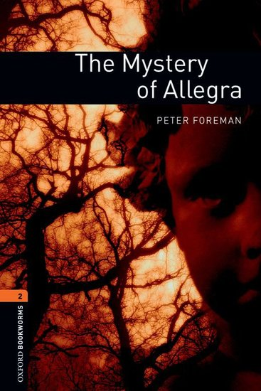 The Mystery of Allegra - cover