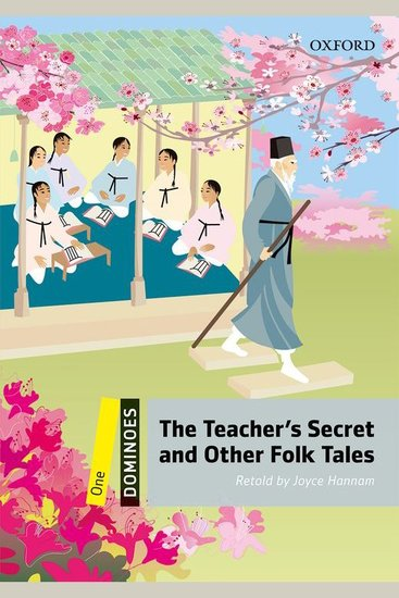 The Teacher's Secret and Other Folk Tales - cover