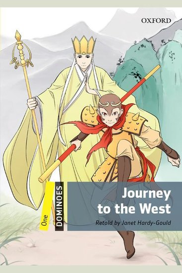 Journey to the West - cover