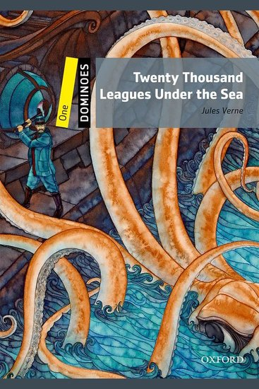 Twenty Thousand Leagues Under the Sea - cover
