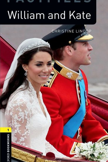 William and Kate - cover