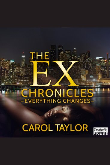 Everything Changes - Ex Chronicles Book 3 - cover