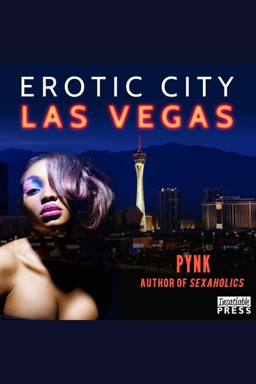 Erotic City: Las Vegas - cover