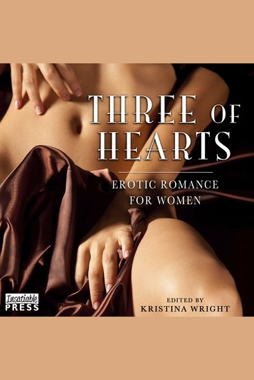 Three of Hearts - Erotic Romance for Women - cover