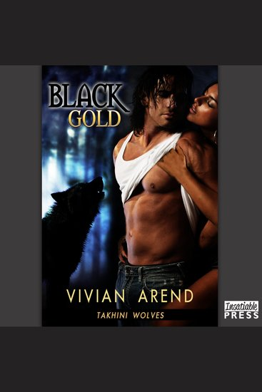 Black Gold - Takhini Wolves Book 1 - cover