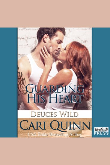 Guarding His Heart - Deuces Wild #2 - cover