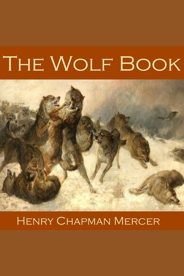 The Wolf Book - cover