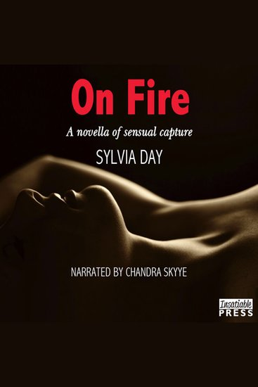 On Fire - A Novella of Sensual Capture - cover
