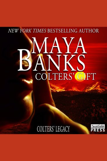 Colters' Gift - Colters' Legacy Book 5 - cover