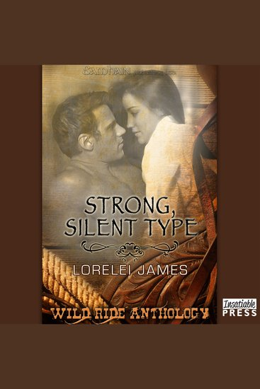 Strong Silent Type - A Wild Ride Anthology - cover
