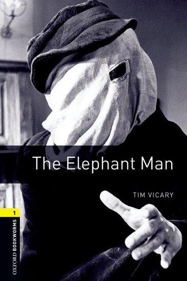 Elephant Man - cover