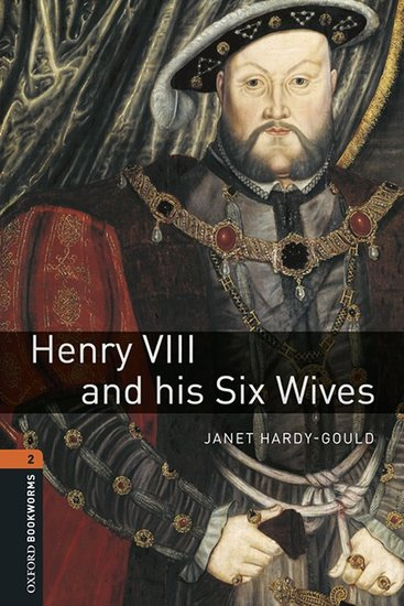 Henry VIII and His Six Wives - cover