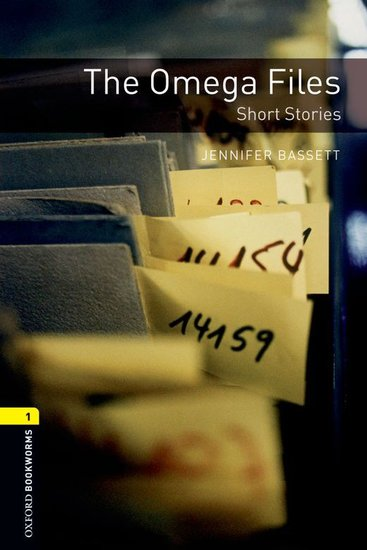 Omega Files The: Short Stories - cover